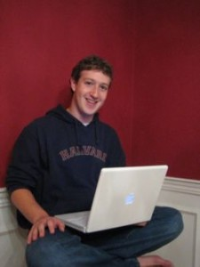 Mark Zuckerberg, Mr. Facebook