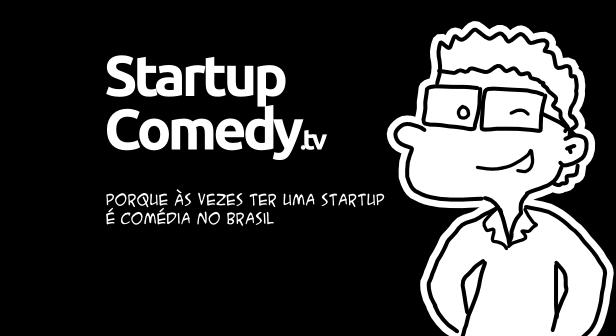 Startup Comedy apresenta: Mandamentos do Rei do Camarote nos meetups #3 - Startupi