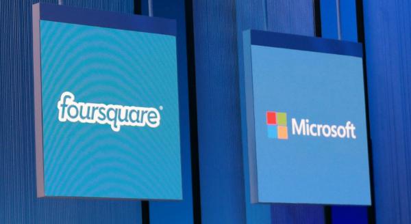 Microsoft investe US$ 15 milhões em Foursquare - Startupi