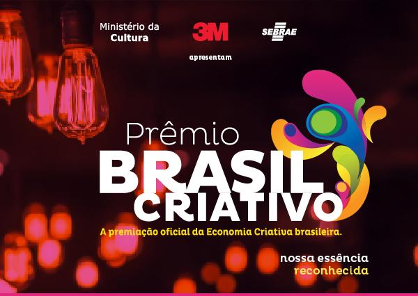 Prêmio Brasil Criativo - Startupi