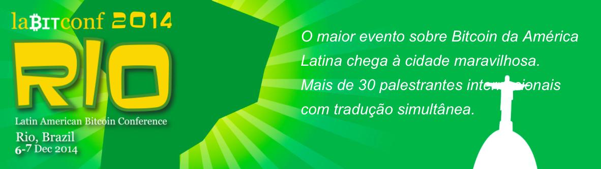Latin American Bitcoin Conference 2014 Rio